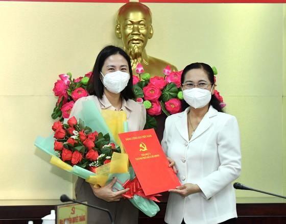 Đồng chí Phạm Thị Thanh Hiền giữ chức Phó Bí thư Huyện ủy huyện Củ Chi   ảnh 1