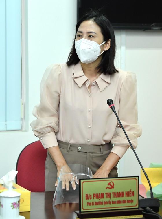 Đồng chí Phạm Thị Thanh Hiền giữ chức Phó Bí thư Huyện ủy huyện Củ Chi   ảnh 2