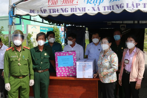 Chủ tịch HĐND TPHCM Nguyễn Thị Lệ biểu dương người dân đã giữ được 'vùng xanh' ảnh 6
