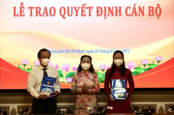 Đồng chí Đỗ Thị Minh Quân giữ chức vụ Chánh Văn phòng Đoàn ĐBQH và HĐND TPHCM ảnh 1