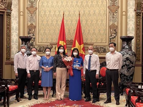 Bà Nguyễn Thị Kim Ngọc giữ chức vụ Phó Giám đốc Sở Công thương TPHCM ảnh 3