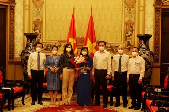 Bà Nguyễn Thị Kim Ngọc giữ chức vụ Phó Giám đốc Sở Công thương TPHCM ảnh 2