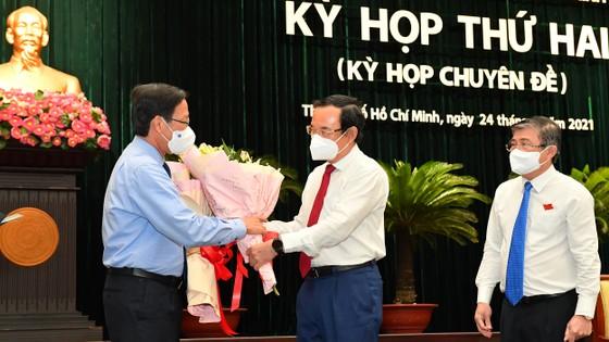 Đồng chí Phan Văn Mãi được bầu giữ chức vụ Chủ tịch UBND TPHCM ảnh 1