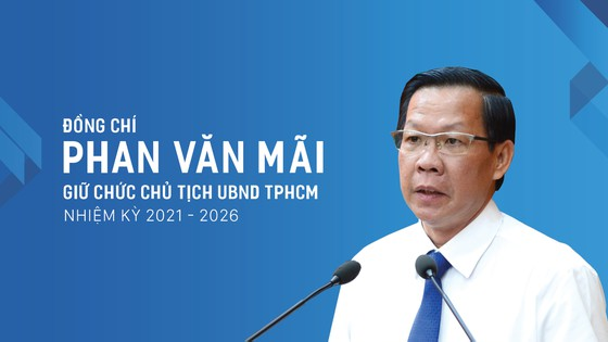 Đồng chí Phan Văn Mãi được bầu giữ chức vụ Chủ tịch UBND TPHCM ảnh 5