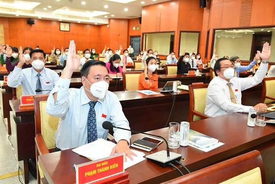 Chủ tịch HĐND TPHCM Nguyễn Thị Lệ: Đặt trọn niềm tin đối với đồng chí Phan Văn Mãi ảnh 2