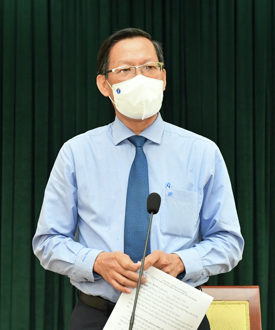 Đồng chí Phan Văn Mãi được bầu giữ chức vụ Chủ tịch UBND TPHCM ảnh 4