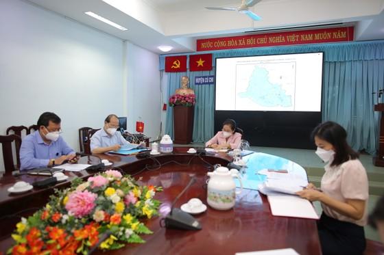 Thủ tướng Phạm Minh Chính chúc mừng huyện Củ Chi đã kiểm soát được dịch Covid-19 ảnh 3