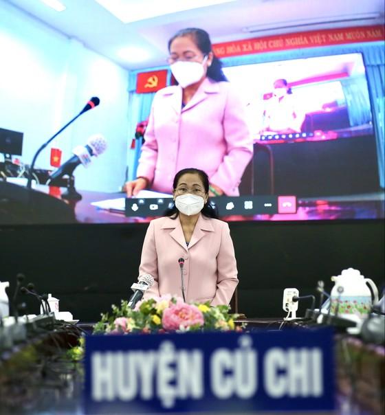 Thủ tướng Phạm Minh Chính chúc mừng huyện Củ Chi đã kiểm soát được dịch Covid-19 ảnh 1