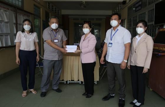 Thủ tướng Phạm Minh Chính chúc mừng huyện Củ Chi đã kiểm soát được dịch Covid-19 ảnh 6