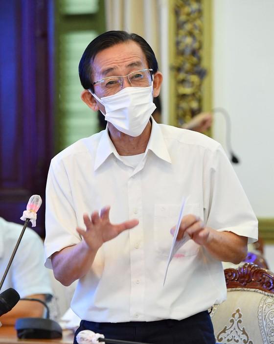 Bí thư Thành ủy TPHCM Nguyễn Văn Nên: Khôi phục TPHCM từng bước chắc chắn và phát triển trở lại ảnh 7