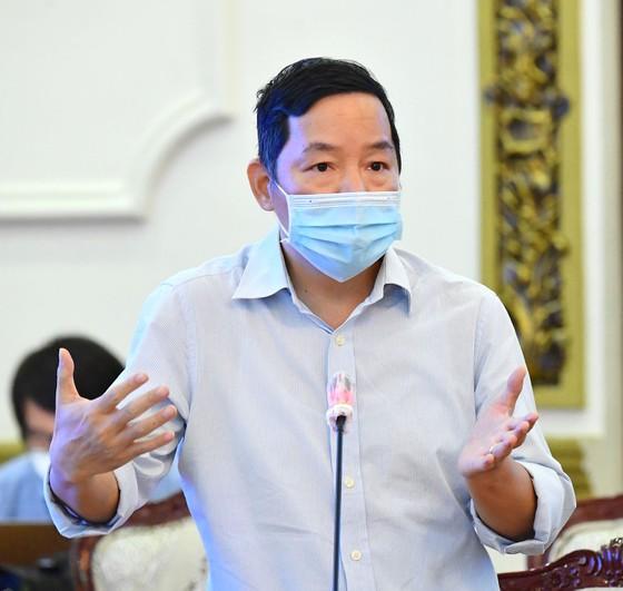 Bí thư Thành ủy TPHCM Nguyễn Văn Nên: Khôi phục TPHCM từng bước chắc chắn và phát triển trở lại ảnh 5