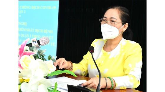 Chủ tịch HĐND TPHCM Nguyễn Thị Lệ: quận 3 cơ bản kiểm soát được dịch Covid-19   ảnh 2