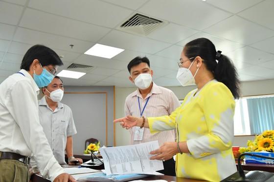 Chủ tịch HĐND TPHCM Nguyễn Thị Lệ: quận 3 cơ bản kiểm soát được dịch Covid-19   ảnh 1