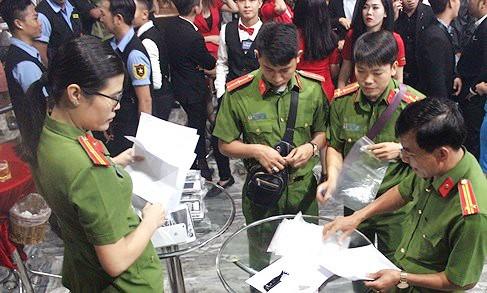 Đề nghị rút giấy phép hoạt động của quán bar H5 ở Đồng Nai ảnh 1