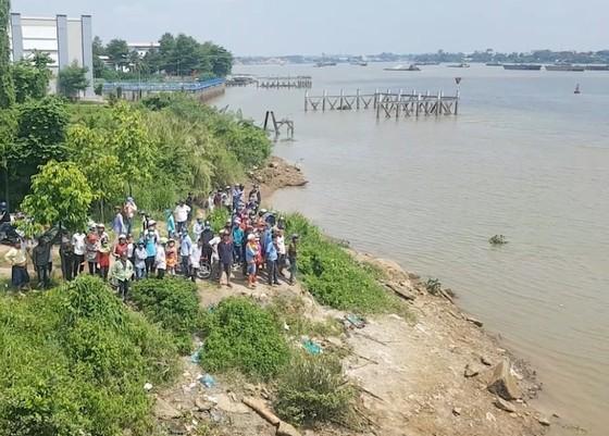 Nữ giáo viên mầm non mất tích khi nhảy xuống sông Đồng Nai  ảnh 1