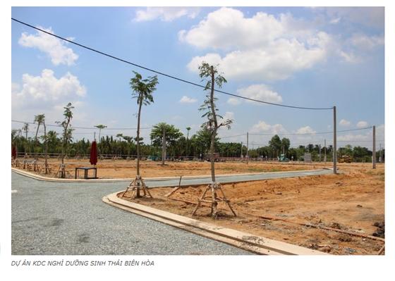 Điều tra 2 công ty rao bán đất nền dự án ảo ở Biên Hòa ảnh 1