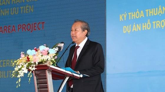 Khởi công dự án hơn 390 triệu USD nhằm xử lý chất độc dioxin tại sân bay Biên Hòa  ảnh 5