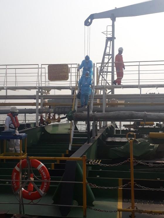 Cảng vụ Hàng hải Đồng Nai tăng cường các biện pháp phòng, chống dịch nCoV ảnh 1