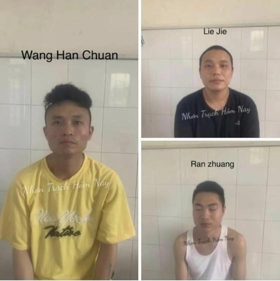 Đồng Nai: Truy tìm 3 người Trung Quốc bỏ trốn khỏi nơi cách ly ảnh 1