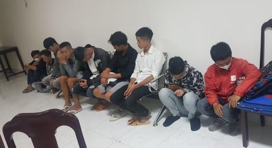 Đồng Nai bắt nhóm 'quái xế' trên Quốc lộ 20 ảnh 1
