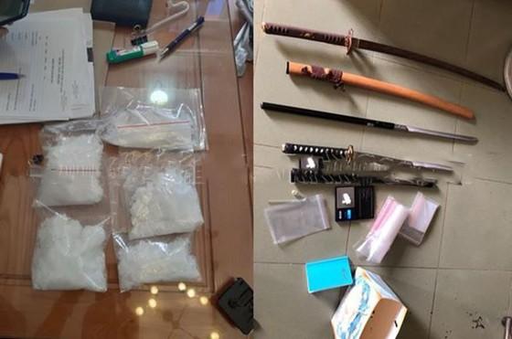 Đồng Nai: Bắt thêm 6 đối tượng trong vụ mua bán trái phép 20kg ma túy ảnh 1