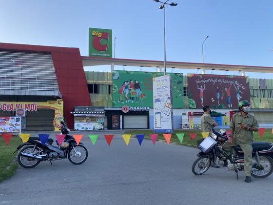 Cách ly khu vực thuộc siêu thị BigC, Đồng Nai từ 5 giờ ngày 17-6 ảnh 1