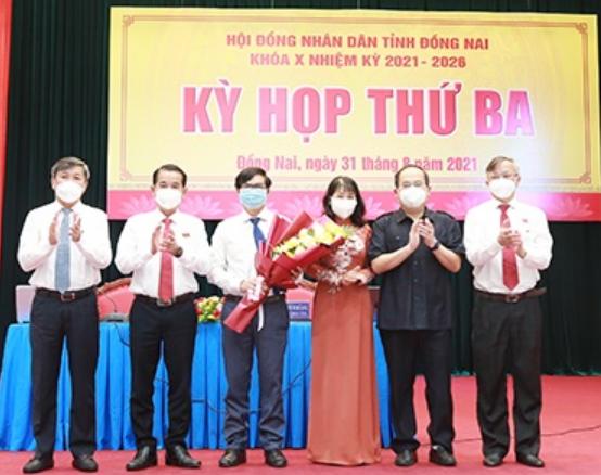 Ông Nguyễn Sơn Hùng giữ chức Phó Chủ tịch UBND tỉnh Đồng Nai ảnh 1
