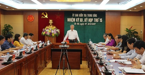 Xem xét thi hành kỷ luật Thứ trưởng Bộ Công thương Hồ Thị Kim Thoa ảnh 1