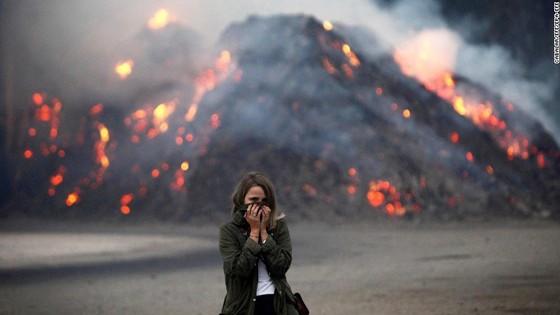 Ít nhất 44 người chết do cháy rừng ở Tây Ban Nha và Bồ Đào Nha ảnh 1