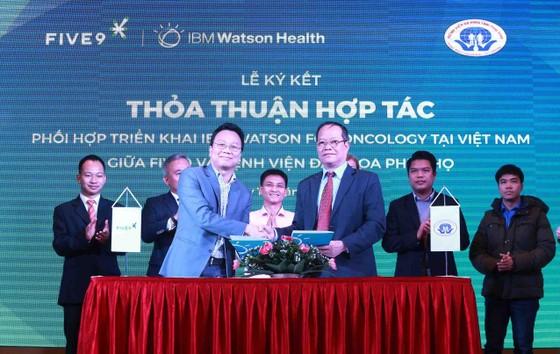 IBM triển khai công nghệ hỗ trợ điều trị ung thư tại Việt Nam ảnh 2