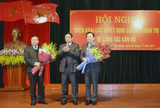 Chủ tịch Hội Nông dân Việt Nam được điều động giữ chức Bí thư Tỉnh ủy Cao Bằng ảnh 1
