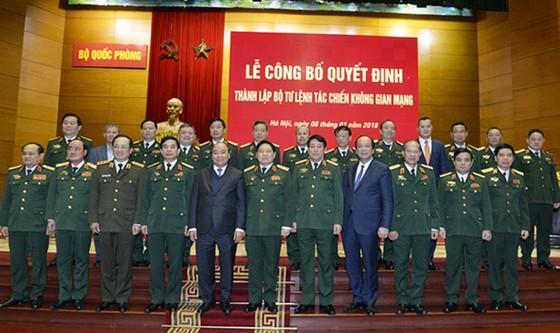 Thành lập Bộ Tư lệnh Tác chiến không gian mạng ảnh 1