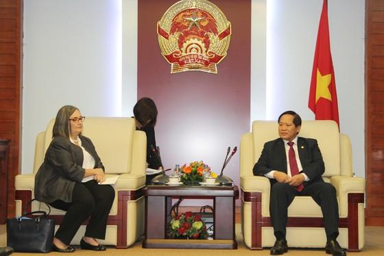 Google cam kết tuân thủ pháp luật, bảo vệ người dùng Việt Nam ảnh 1