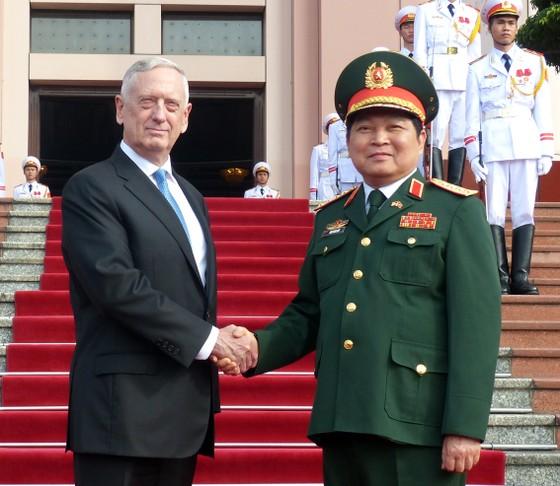Tàu sân bay Hoa Kỳ sẽ thăm Việt Nam vào tháng 3-2018 ảnh 1