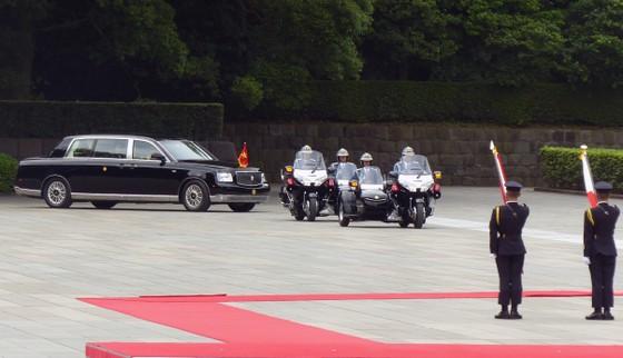 Lễ đón chính thức Chủ tịch nước Trần Đại Quang tại Hoàng cung Nhật Bản ảnh 2