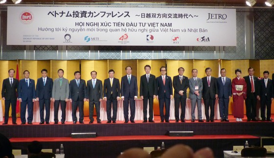 Nhật Bản là đối tác chiến lược hàng đầu trong tiến trình tái cấu trúc nền kinh tế của Việt Nam ảnh 1