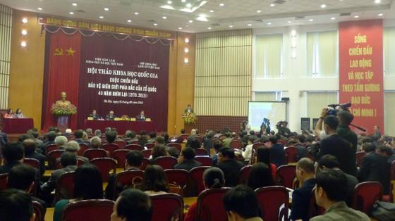 Khẳng định sự nghiệp chính nghĩa của Việt Nam trong cuộc chiến đấu bảo vệ biên giới phía Bắc ảnh 2