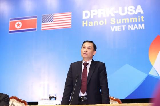 Việt Nam hoàn tất công tác chuẩn bị Hội nghị thượng đỉnh Mỹ - Triều trong 10 ngày ảnh 3