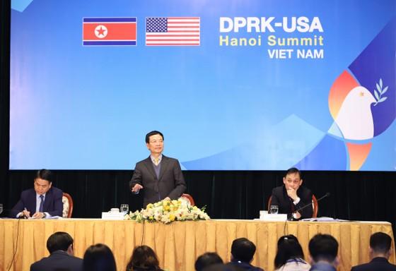Việt Nam hoàn tất công tác chuẩn bị Hội nghị thượng đỉnh Mỹ - Triều trong 10 ngày ảnh 4