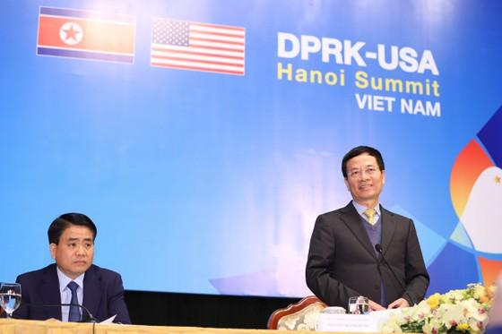 Việt Nam hoàn tất công tác chuẩn bị Hội nghị thượng đỉnh Mỹ - Triều trong 10 ngày ảnh 5