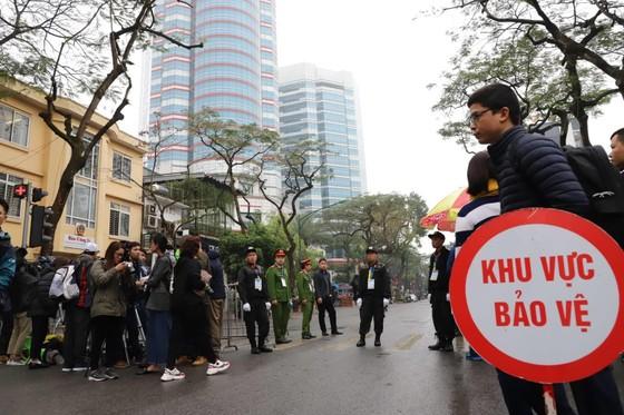 Nhiều tuyến đường ở Hà Nội bị cấm lưu thông để phục vụ Hội nghị thượng đỉnh Mỹ - Triều Tiên ảnh 2