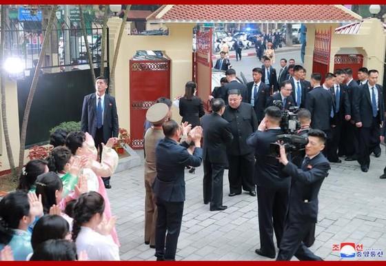 Hôm nay, Chủ tịch Kim Jong-un và đoàn Triều Tiên có những hoạt động gì? ảnh 1