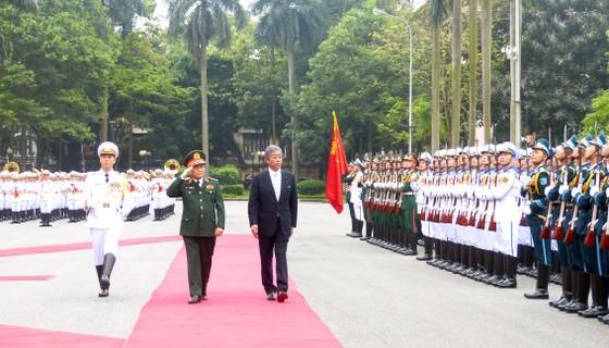 Việt Nam và Nhật Bản tăng cường quan hệ toàn diện về quốc phòng ảnh 2