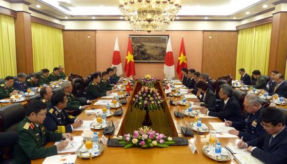 Việt Nam và Nhật Bản tăng cường quan hệ toàn diện về quốc phòng ảnh 6