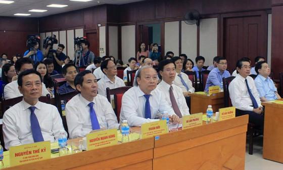 Ra mắt giao diện mới Trang thông tin điện tử Hồ Chí Minh ảnh 1