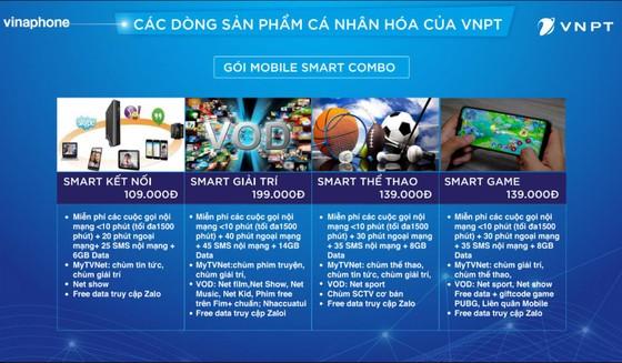 """VinaPhone ra mắt loạt sản phẩm mới mang tính """"cá nhân hóa"""" cao ảnh 3"""