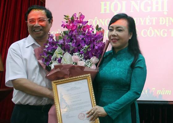 Bộ trưởng Nguyễn Thị Kim Tiến giữ chức Trưởng ban Bảo vệ, chăm sóc sức khoẻ cán bộ Trung ương ảnh 1