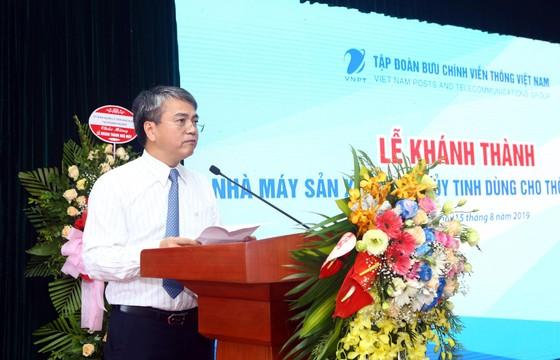 Khánh thành nhà máy sản xuất sợi quang đầu tiên của khu vực Đông Nam Á ảnh 2