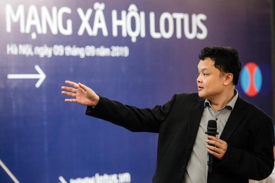 Chính thức giới thiệu mạng xã hội Việt Lotus ảnh 2