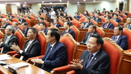Khai mạc Hội nghị lần thứ 11 Ban Chấp hành Trung ương Đảng khóa XII ảnh 1